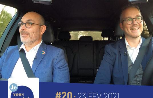 #20 – Je vous conduis by CIC Ouest avec Loïc Hénaff