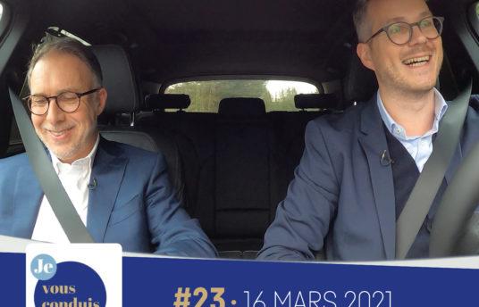 #23 – Je vous conduis by CIC Ouest avec Samuel Tual