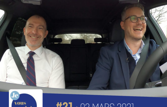 #21 – Je vous conduis by CIC Ouest avec Yoann Choin-Joubert